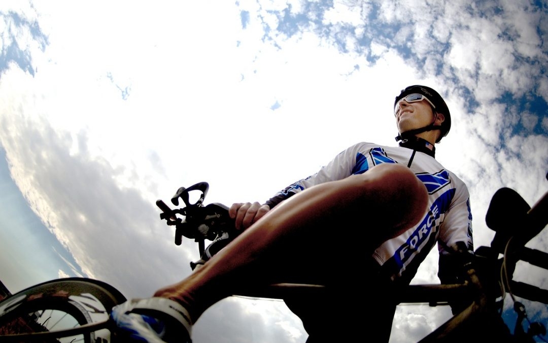 How Cyclists Can Get Fast Relief From Posture Pain (Part 2)